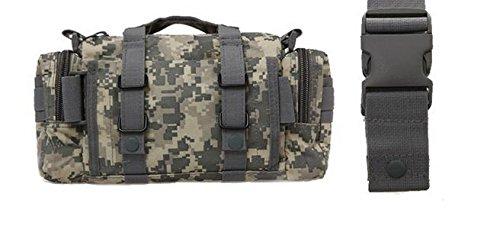 Zll/3P Tactical Pocket Kamera Bag Multifunktions-Magic Taschen Outdoor Ausreit der Tasche Umhängetasche acu