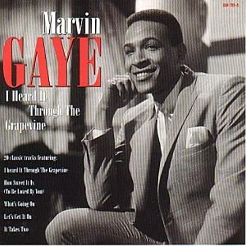 I Heard It Through The Grapevine by Marvin Gaye (1999-07-30)