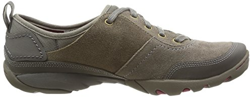Merrell - Mimosa Hope, scarpe da trekking  da donna Grigio (Brindle)