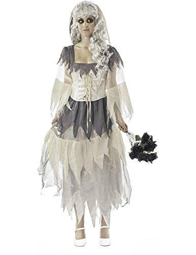 Meine Damen Miss Havisham Halloween Braut Kostüm Woche Buchen (Charles Viktorianischen Kostüme Dickens)