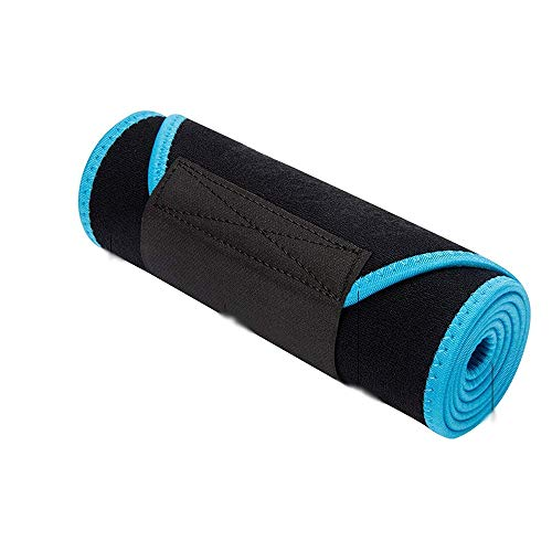 SMLCTY Taillen-Trimmer Adjustable Slimmerbelt, Beschleunigt Gewichtsverlust und Ab Toning, Lower Back & Lordosenstütze for Männer und Frauen (Size : M)