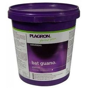 Plagron Bat Guano Organic Slow Release Fertilizer Maximise Crop Yield Hydroponic
