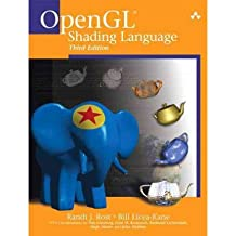 OpenGL Shading Language[ OPENGL SHADING LANGUAGE ] By Rost, Randi J. ( Author )Jul-01-2009 Paperback