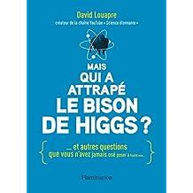 Mais qui a attrapé le bison de Higgs ?: … et autres questions que vous n'avez jamais osé poser à haute voix