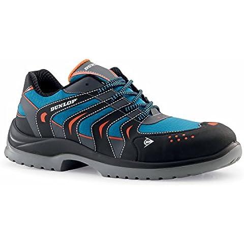 Dunlop Sport Racer - Zapatos de protección laboral S1P SRC