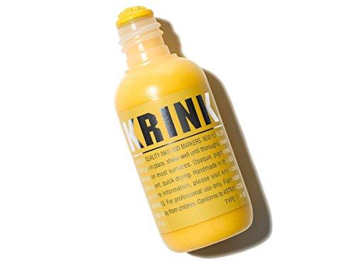 Krink K-60 Paint Marker Yellow 60 Ml - Krink Marker