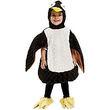 My Other Me - Disfraz de pingüino de peluche, 3-4 años (Viving Costumes 202400)
