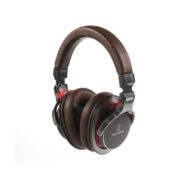 Audio Technica ATH-MSR7 High-Resolution Ausinės Silber