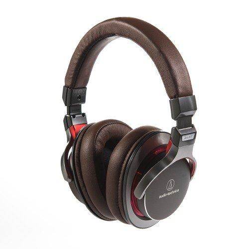 Audio Technica ATH-MSR7 High-Resolution Kopfhörer Silber - 2