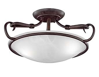Honsel lampadario illuminazione for Lampadario amazon