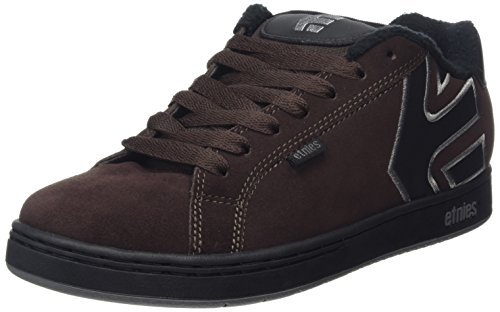 Etnies Fader, Scarpe da Skateboard Uomo, Marrone (Brown (Brown/Black/Grey202)), 43 EU