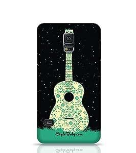 Style baby Guitar Samsung Galaxy S5 Phone Case