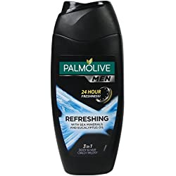 Palmolive Men Bodywash Refreshing Imported Shower Gel , 250ml