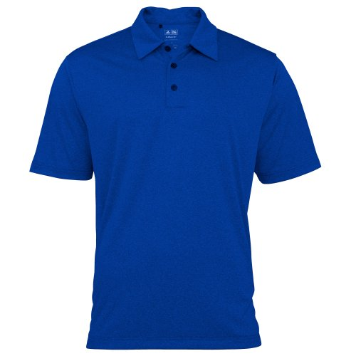 Adidas - Polo Manica Corta - Uomo Erica blu navy/Bianco