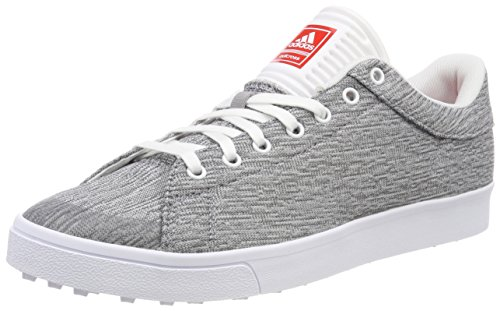 adidas Herren Adicross Classic Golfschuhe, Grau (Light Grey F33748), 46 EU