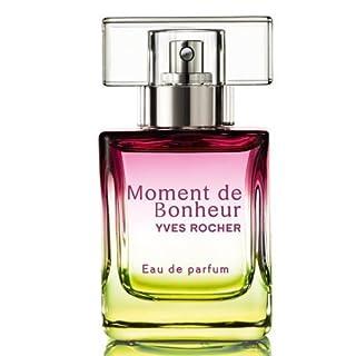 Yves Rocher - Eau de Parfum MOMENT DE BONHEUR (30 ml): Ein neuer Damen-Duft voller Weiblichkeit