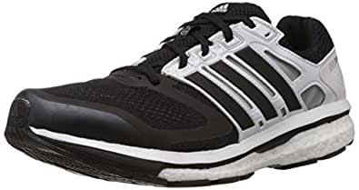 adidas Supernova Glide Boost 6, Men's Running Shoes, Black