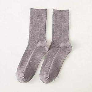 FANRUOM Socken Lange Bunte lustige Socken der Baumwollsüßen Fruchtdruckdamen socken Retro- Stickerei
