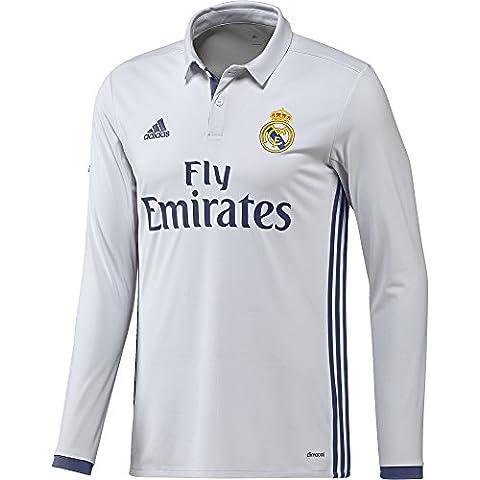 1ª Equipación del Real Madrid CF 2015/16 - Camiseta oficial adidas, talla S