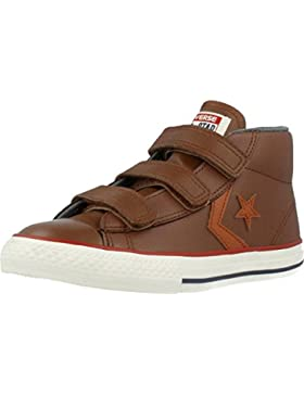 Bota velcro Star Player Converse Cuero