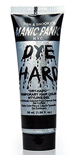 MANIC PANIC Dye Hard Temporary Hair Color Styling Gel - Stiletto