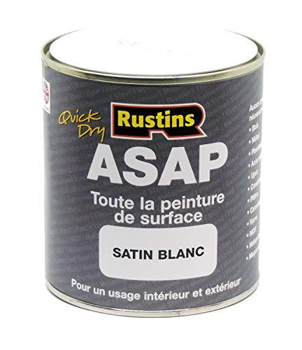 Rustins asapwh10001Liter ASAP Lack-weiß