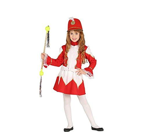 Tanz Kostüm Schnellversand - Fiestas Guirca Majorette-Kostüm des kleinen Mädchens