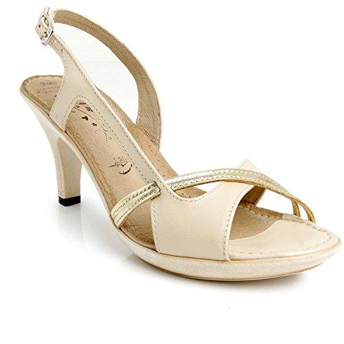 Batz Edit Donna Sandalo Estivi Alta Di Alta Estivi Qualità Sandalo Scarpe In   c0722e