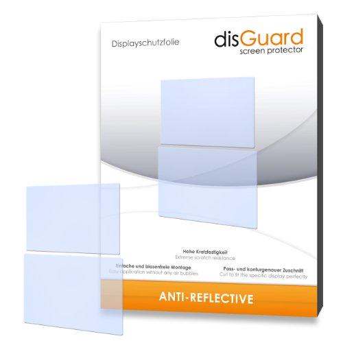 disGuard RX070107 antireflektierend hartbeschichtet Displayschutzfolie für Nintendo DSi XL/DS-i XL DSiXL (2-er Pack)