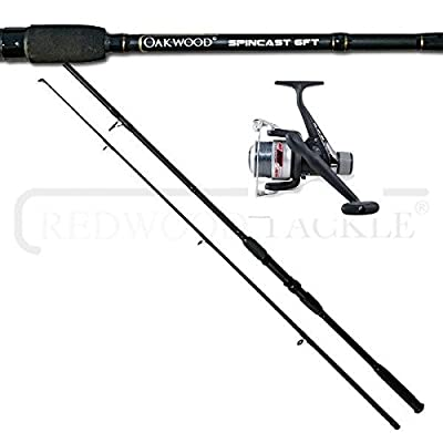 6ft Spinning Rod & Lineaeffe RD Shiver Reel + Line by NGT