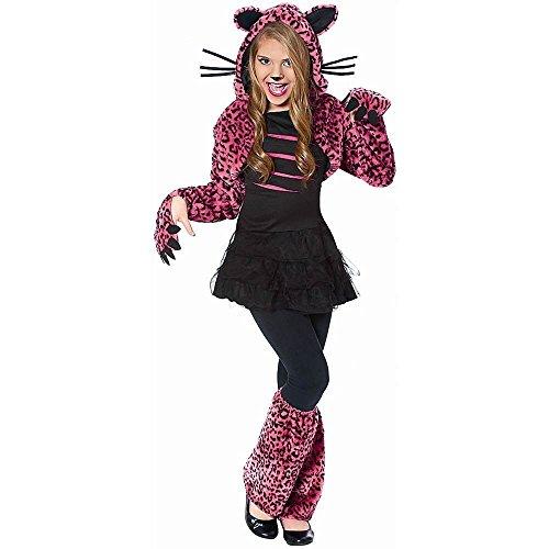 Kostüm Kultur Bad Kitty Kostüm Mädchen