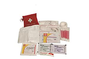 ST JOHNS FIRST AID Travel First Aid Kit Small Pouch - 23 Components Sjf T1