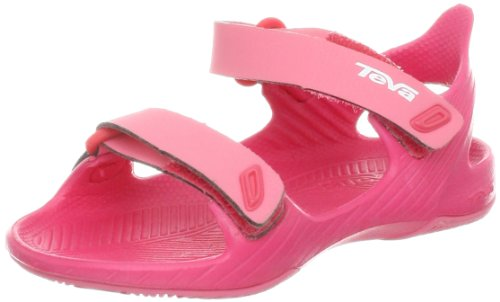 teva-barracuda-sandals-fille-pink-size-6-child-uk