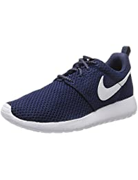 Nike - Roshe One Print GS - Color: Gris - Size: 35.5