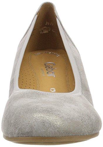Gabor Ladies Comfort Sport Chiuso Ballerine Beige (taupe)