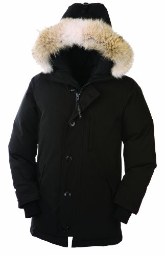 Canada Goose Herren 's The Chateau Jacke Black