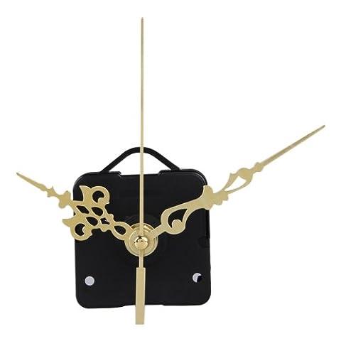 Horloge Kit - Tecleader Kit de réparation pour mécanisme d'horloge