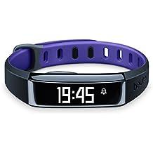 """Beurer AS-80 - Sensor de actividad Bluetooth, compatible con App """"Health Manager"""", color lila"""