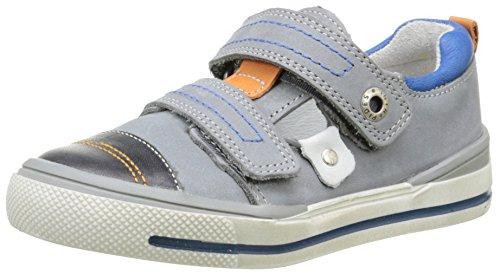 BabybotteKolege - Sandali con punta chiusa Bambino , Grigio (Gris (411 Gris)), 28