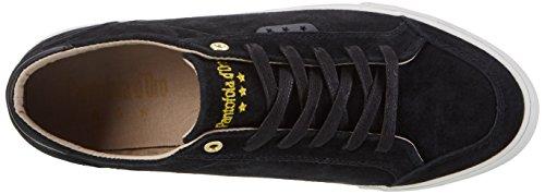 Pantofola d'Oro Torino Uomo Low, chaussons d'intérieur homme Schwarz (Black)