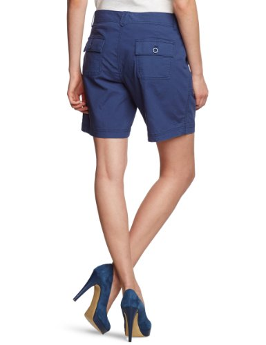 Eddie bauer short 21307914 taille basse pour femme Bleu - Bleu
