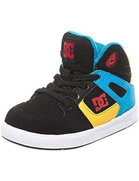 DC Shoes Rebound Ul, Scarpe da Ginnastica Basse Bambino