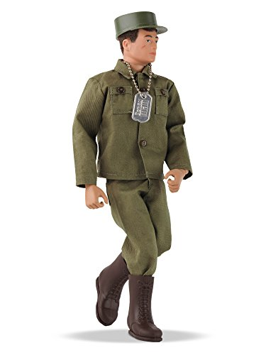 "Image of Action Man AM712 ""50th Anniversary Soldier"" Figure"