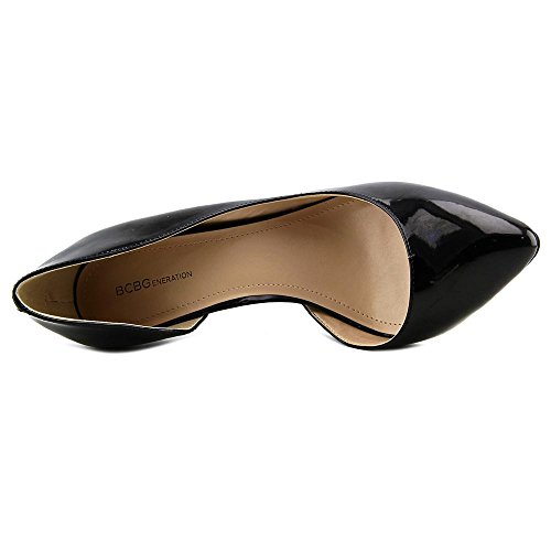 BCBGeneration Haleigh-X Femmes Synthétique Talons Black