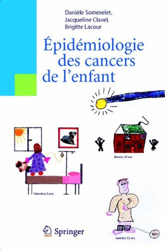 Epidémiologie des cancers de l'enfant