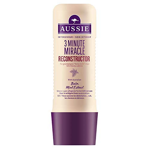 Aussie 3 Minute Miracle Reconstructor Intensivkur, 250 ml -