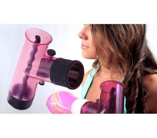 takestop® ARRICCIACAPELLI hair curler DIFFUSORE CREA BOCCOLI RICCI DIFFUSORE BECCUCCIO colore casuale