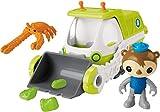 Octonauts - Coche de juguete Gup Y (Mattel CJD70)