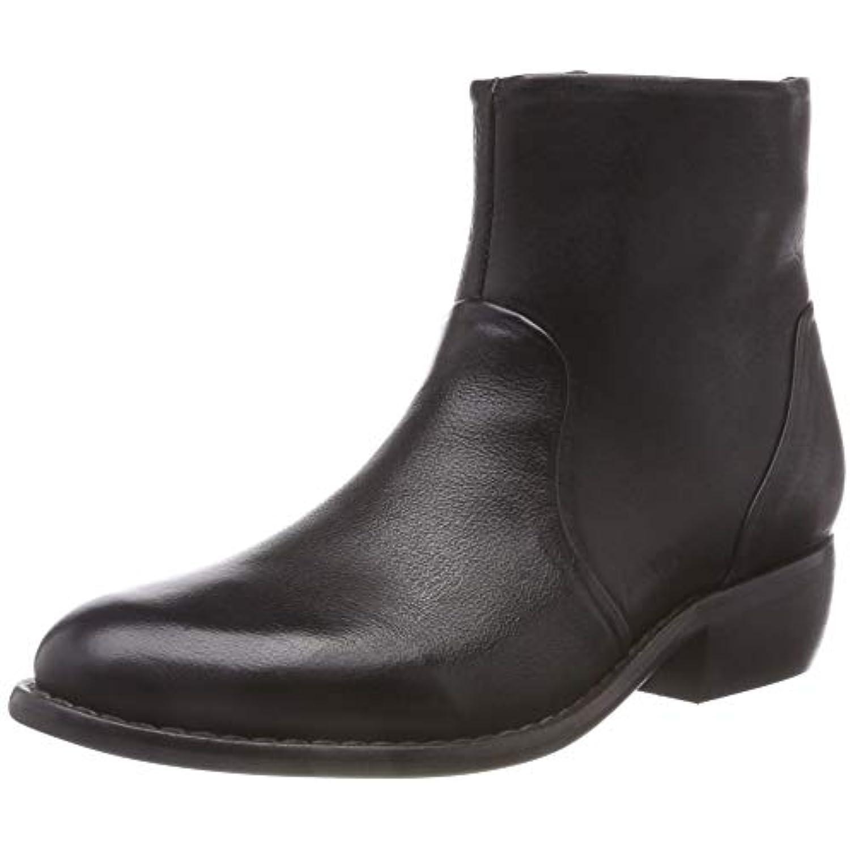 Buffalo Brush Verona Leather, - Botines Femme - Leather, B07B82S6CW - 88dddc