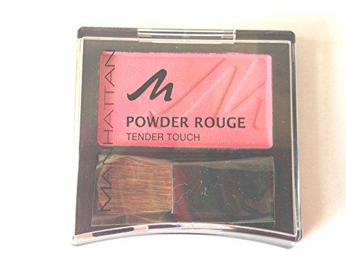 Manhattan Powder Rouge Tender Touch Blusher 36M Cherry Chic by Mnahattan
